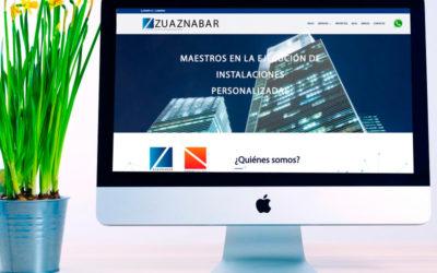 Ongi etorri Zuaznabarren webgune berrira!