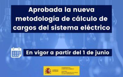 Gobernuak tarifa elektrikoa arautuko duen kalkulu-metodologia berria onartu du